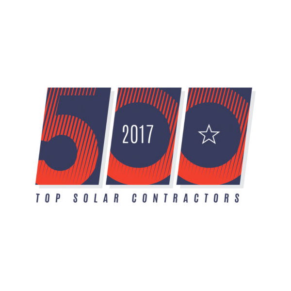 Ion Solar Recognized As a Top Solar Contractor Nationwide