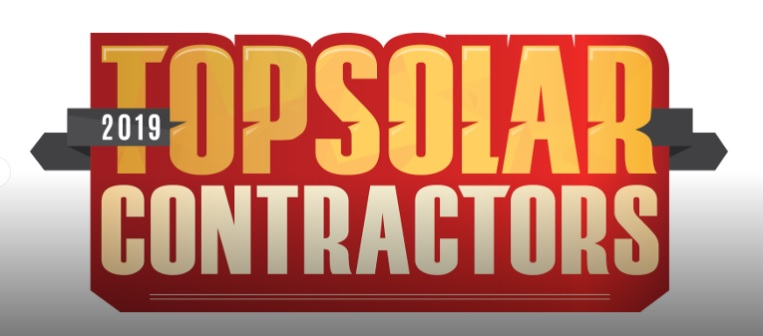 Ion Solar Recognized As a Top Solar Contractor