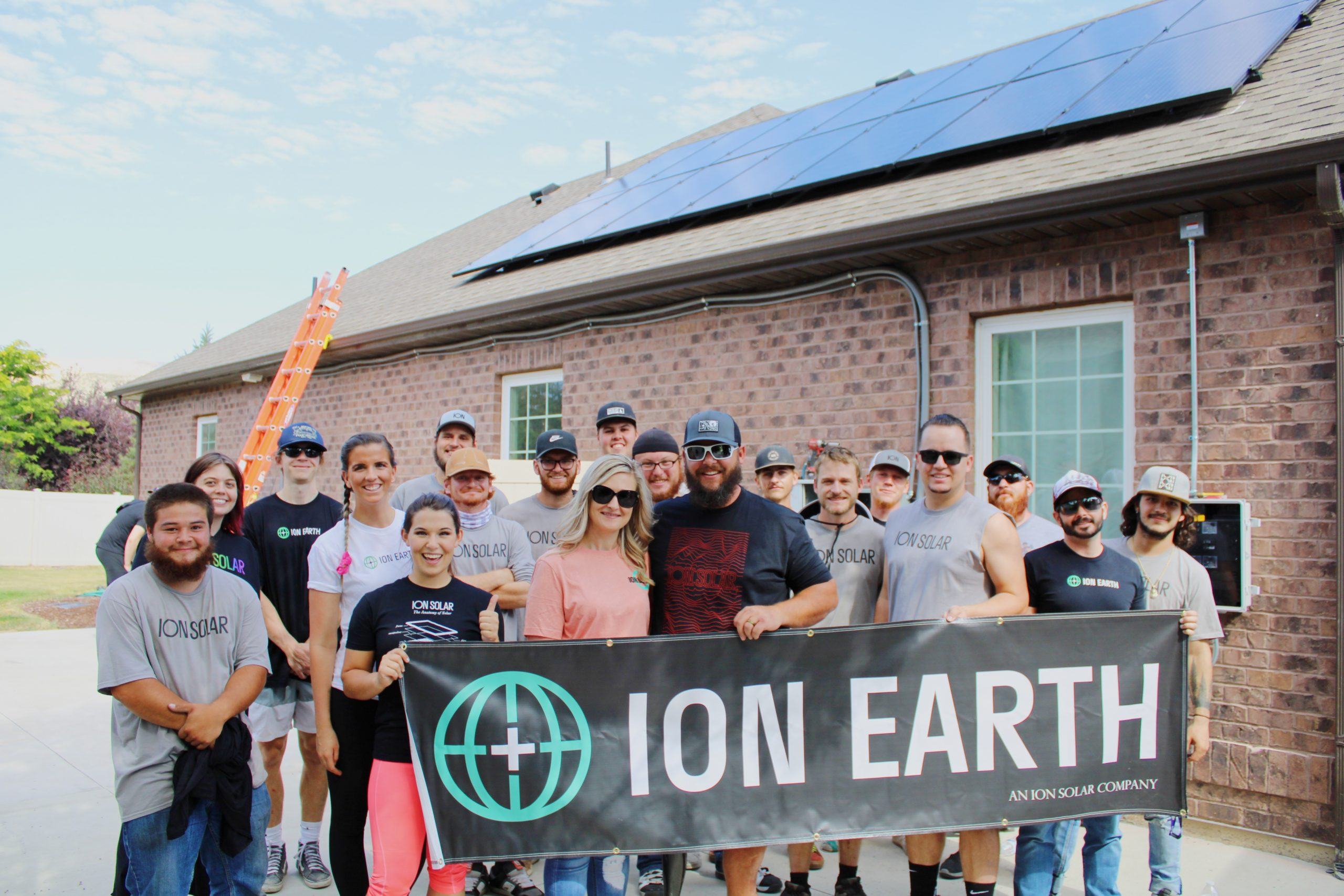 Press Release: ION Earth Install in Herriman